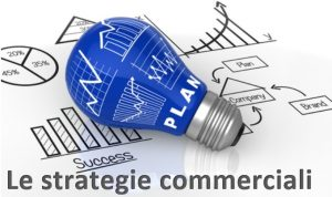 le strategie commerciali