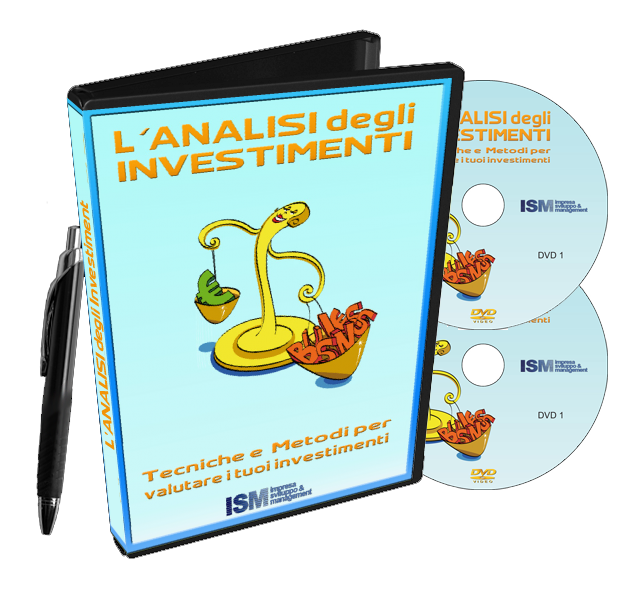 dvd in virtual set l'analisi degli investimenti