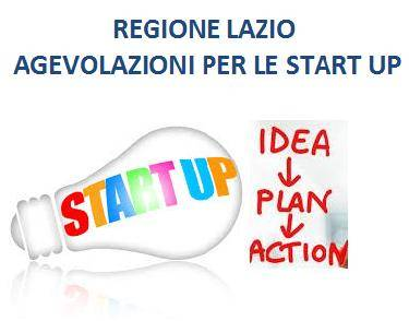 Agevolazioni alle start up