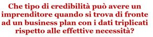 Falsificare il Business Plan
