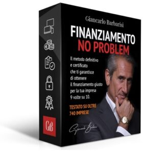 Business Plan - Finanziamento No-Problem e Giancarlo Barbarisi